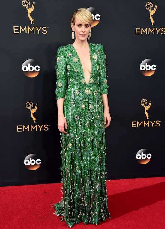 68th Annual Primetime Emmy Awards Sarah Paulson