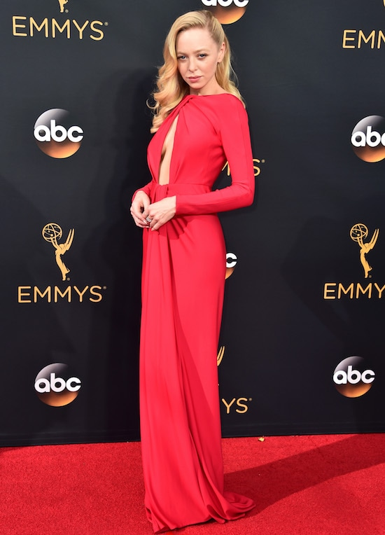 68th Annual Primetime Emmy Awards Portia Doubleday