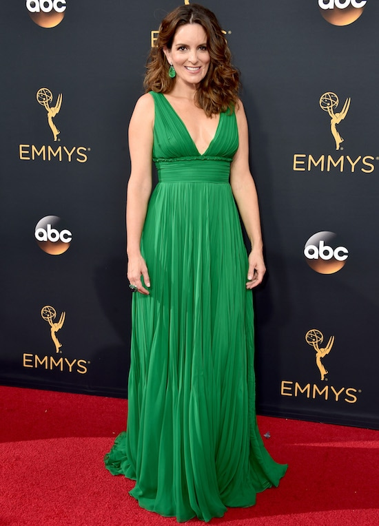 68th Annual Primetime Emmy Awards Tina Fey