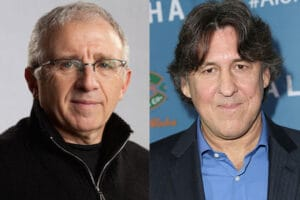 TheGrill 2016 Irving Azoff Cameron Crowe