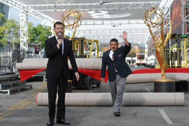Jimmy Kimmel Guillermo Emmys 2016