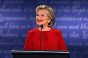 Hillary Clinton First Presidential Debate 2016