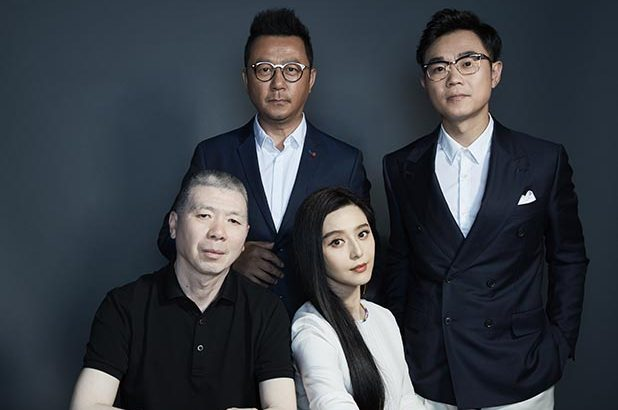 I AM NOT MADAME BOVARY actress Fan BingBing and Director Xiaogang Feng