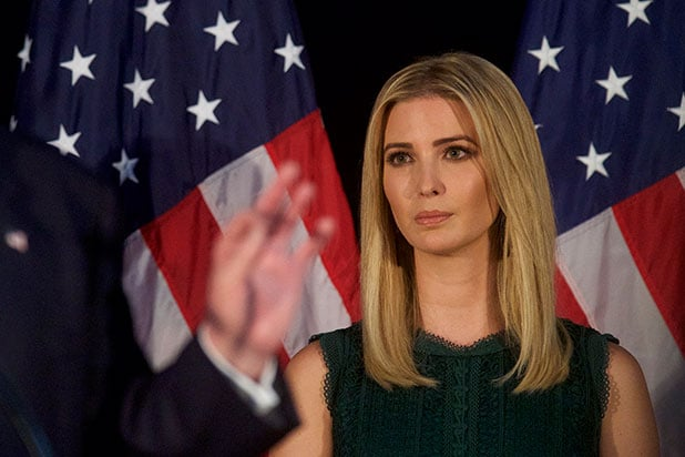 Ivanka Trump cuts Interview short