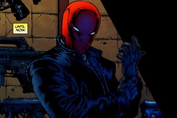 Jason Todd Red Hood Deathstroke The Batman