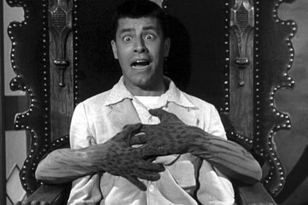Jerry Lewis Scared Stiff
