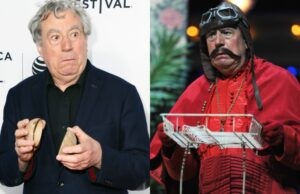terry jones monty python dementia terry gilliam BAFTA