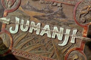 "Kevin Hart share first look at ""Jumanji"" starring The Rock"