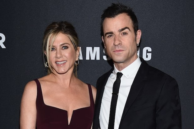 Jennifer Aniston's husband Justin Theroux thinks Brangelina divorce is 'horrible'