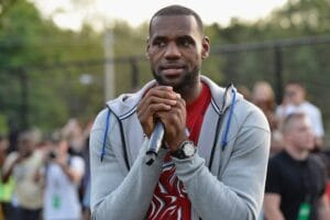 LeBron James Colin Kaepernick National Anthem Protest opinion