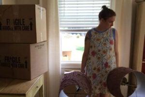 Lena Dunham says goodbye to girls