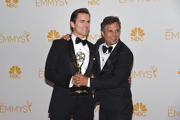 Mark Ruffalo Matt Bomer