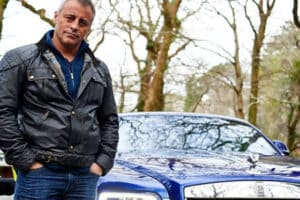 Matt LeBlanc Top Gear