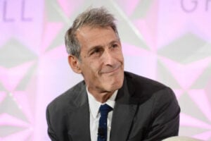 Michael Lynton The Grill