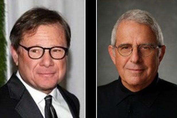 Michael Ovitz Ron Meyer