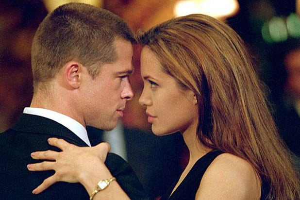 Mr and Mrs Smith Brangelina
