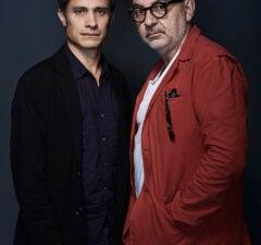 NERUDA Gael Garcia Bernal and Luis Gnecco