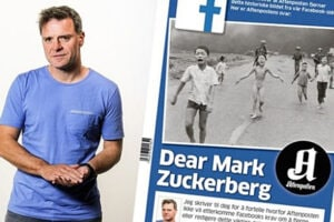 Napalm Girl Facebook Image