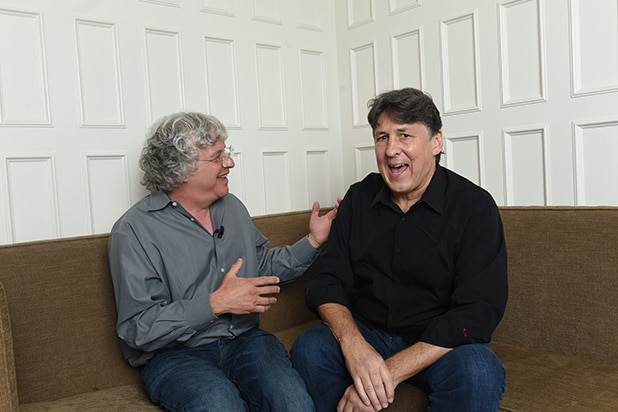 Joel Bernstein and Cameron Crowe
