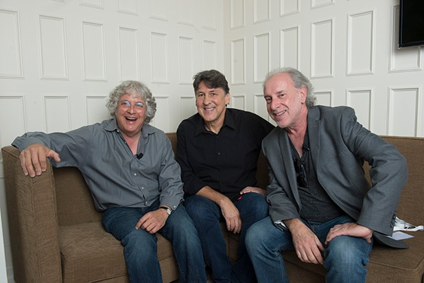 Neal Preston, Joel Bernstein and Cameron Crowe