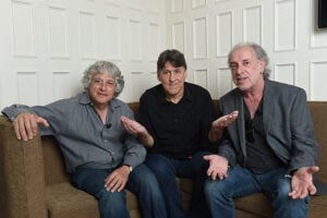 thegrill Neal Preston, Joel Bernstein and Cameron Crowe