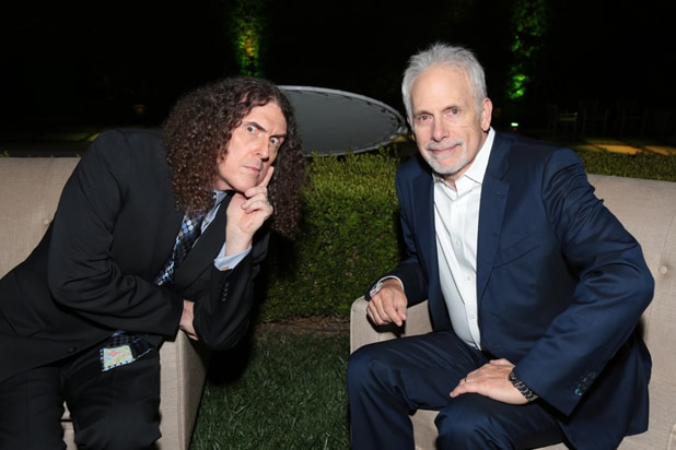 Weird Al Christopher Guest