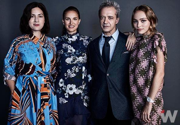 PLANETARIUM Rebecca Zlotowski, Natalie Portman, Emmanuel Salinger, Lily Rose Depp