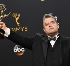 patton oswalt emmy alice wife first time
