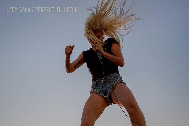 Perfect Illusion Lady Gaga