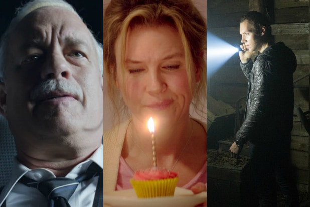 Sully Bridget Jones Baby Blair Witch Box Office