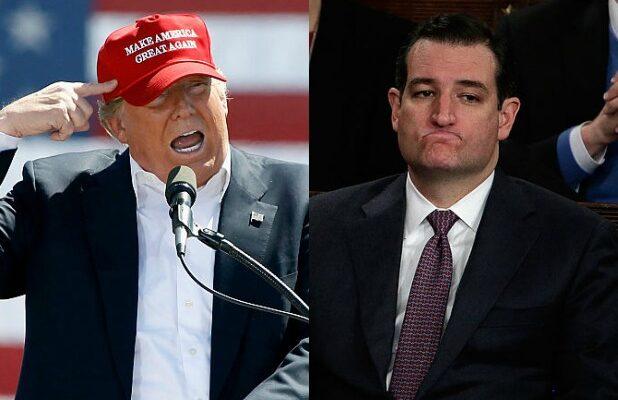Ted Cruz Endorses Donald Trump