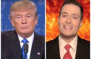 Randy Rainbow's Spoof on Presidential Debate Is Super Braggadocios