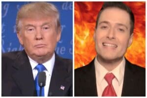 Randy Rainbow's Spoof on Presidential Debate Is Super Braggadocios