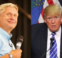 Gary Johnson Has Six More Newspapers Endorsements Than Donald Trump