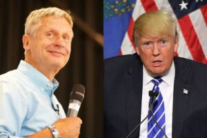 Gary Johnson Has Six More Newspapers Endorsements Than Donald Trump