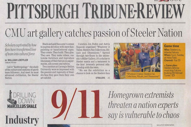 Pittsburgh Tribune-Review to Stop Publishing Print Edition