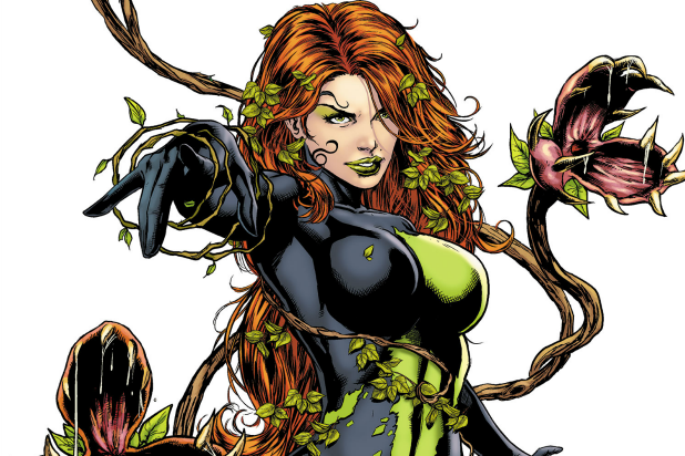 Poison Ivy Deathstroke The Batman