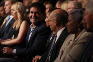 Clinton Trump First Presidential Debate 2016 Mark Cuban
