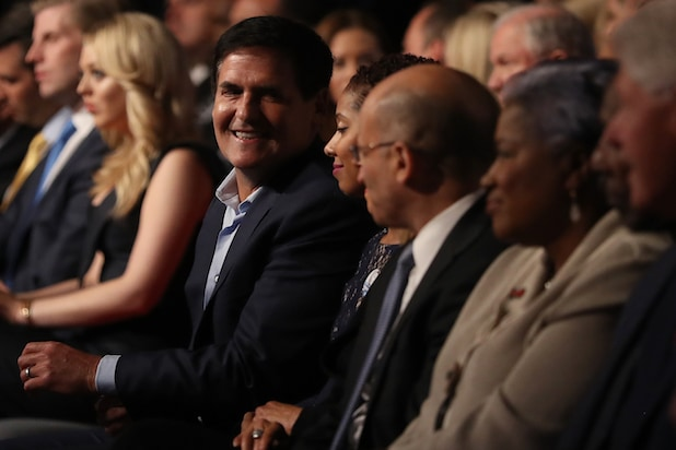 Clinton Trump First Presidential Debate 2016 Mark Cuban