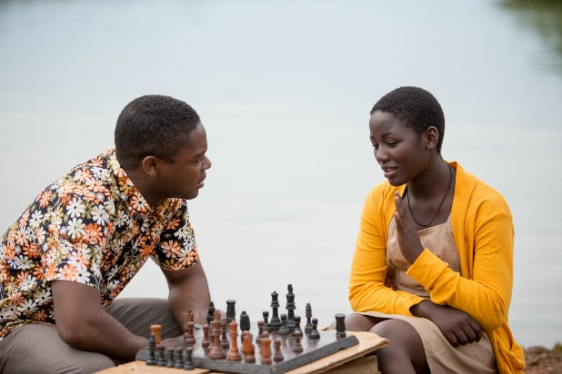 Queen Of Katwe Oyelowo Nalwanga