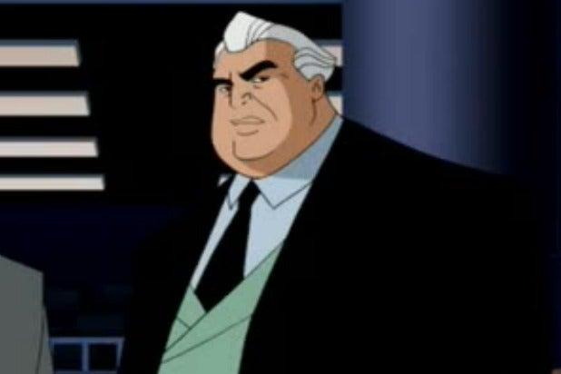 Rupert Thorne Deathstroke The Batman