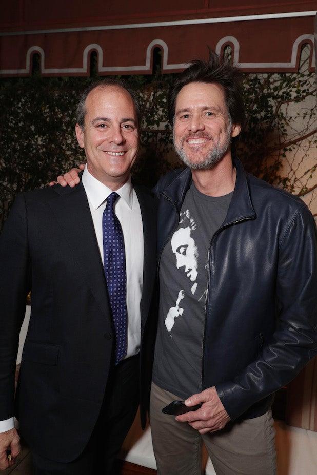 David Nevins Jim Carrey