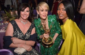 Emmys After Parties: Sarah Paulson Marcia Clark Angela Bassett