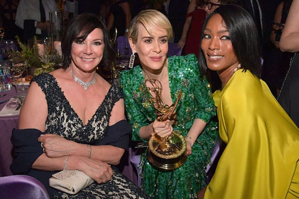 Emmys After Parties: Sarah Paulson Marcia Clark Angela Bassett