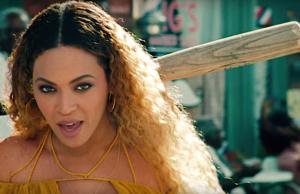 beyonce hold up video youtube bat vma lemonade