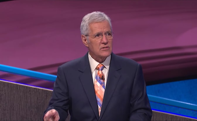 Jeopardy! Pauses Production While Host Alex Trebek Recovers from Brain Surgery