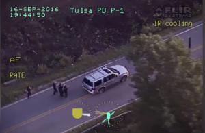 terence crutcher oklahoma police shooting