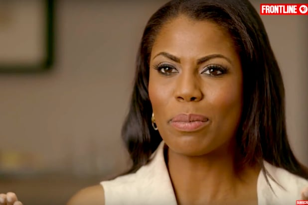 Omarosa: 'Every Critic, Every Detractor, Will Have to Bow Down to President Trump' (Video)