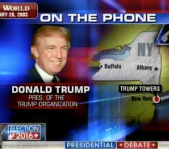 Did Neil Cavuto Change His Tune on Whether Donald Trump Opposed Iraq War in 2003?