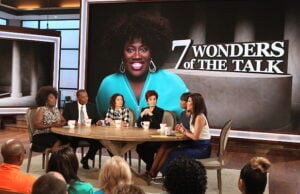 Sheryl Underwood The Talk Racism Police Brutality